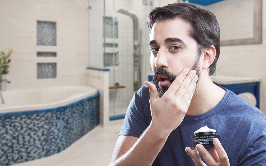 Cómo cuidar la piel de los hombres con y sin barba